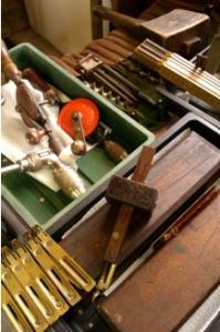Don's tools sent to auction