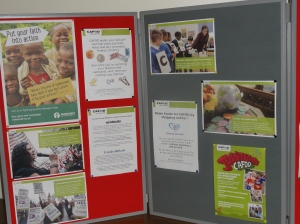 St Edwards Display