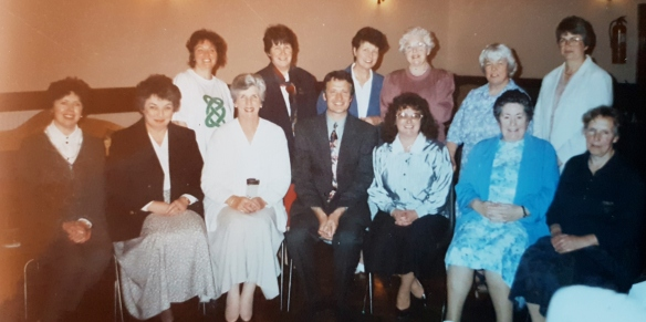 CAFOD group in the 80s